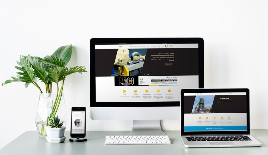 A great web design by Palladium Advertising Agency, Tehran, Iran, Islamic Republic Of: Responsive Website, Social/Community , Wordpress