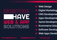 A great web design by DigiStuds, London, United Kingdom: