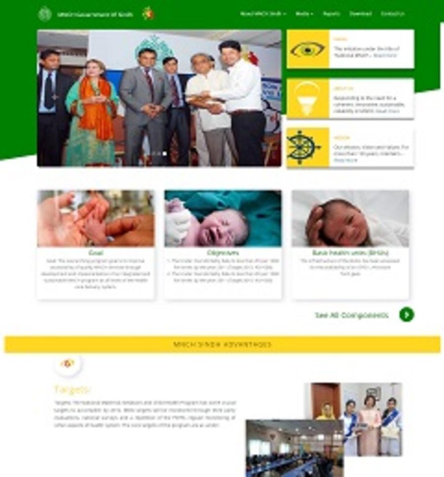 A great web design by Web Development Company in Pakistan | Icreativez Technologies, Karachi, Pakistan: