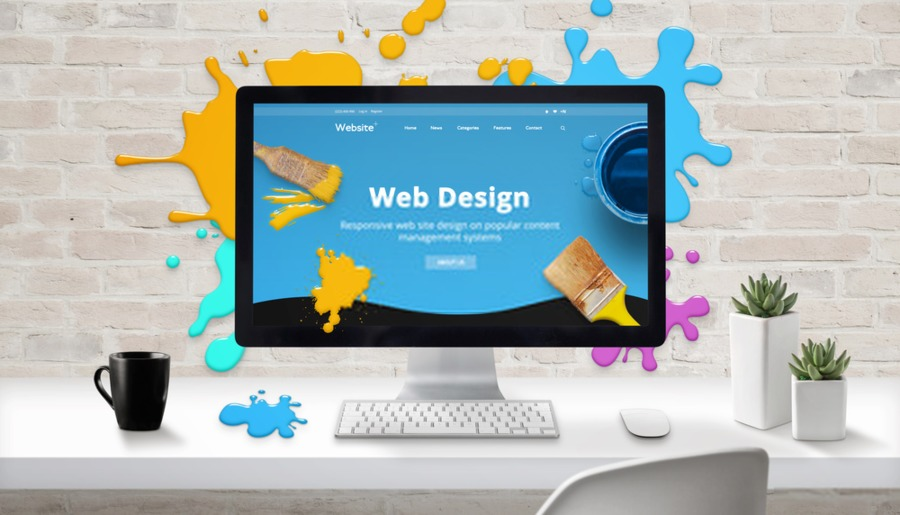 A great web design by kajabi website, New Site, MS: