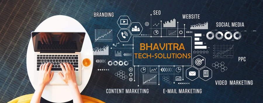 A great web design by Bhavitra TechSolutions, Dhaka, Bangladesh: