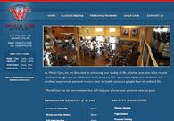 A great web design by Metaverse Design, Saskatoon, Canada: