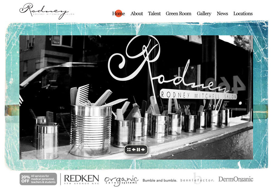 A great web design by Rob Rightmyer, Nashville, TN: