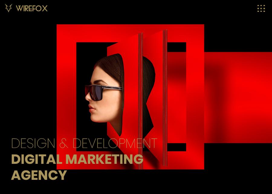 A great web design by Wirefox Digital Agency Birmingham, Birmingham, United Kingdom: