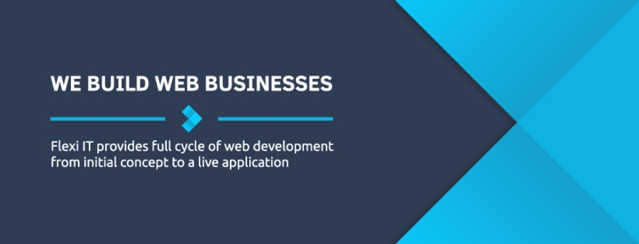 A great web design by Flexi IT, Zaporizhzhya, Ukraine: