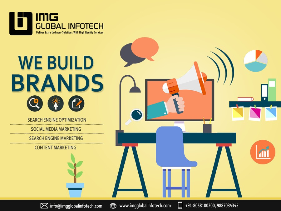 A great web design by IMG Global Infotech, Jaipur, India: