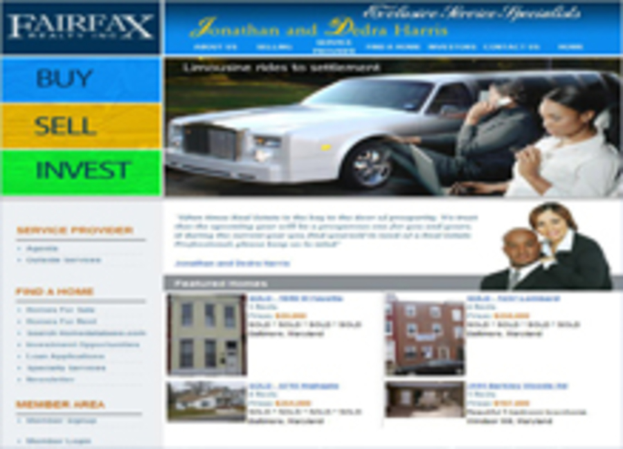 A great web design by Make Your Mark Advertising, Baltimore, MD: