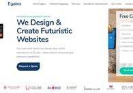 A great web design by egainz website designing company delhi, Delhi, India: