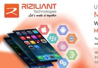 A great web design by Riziliant Technologies, Noida, India: