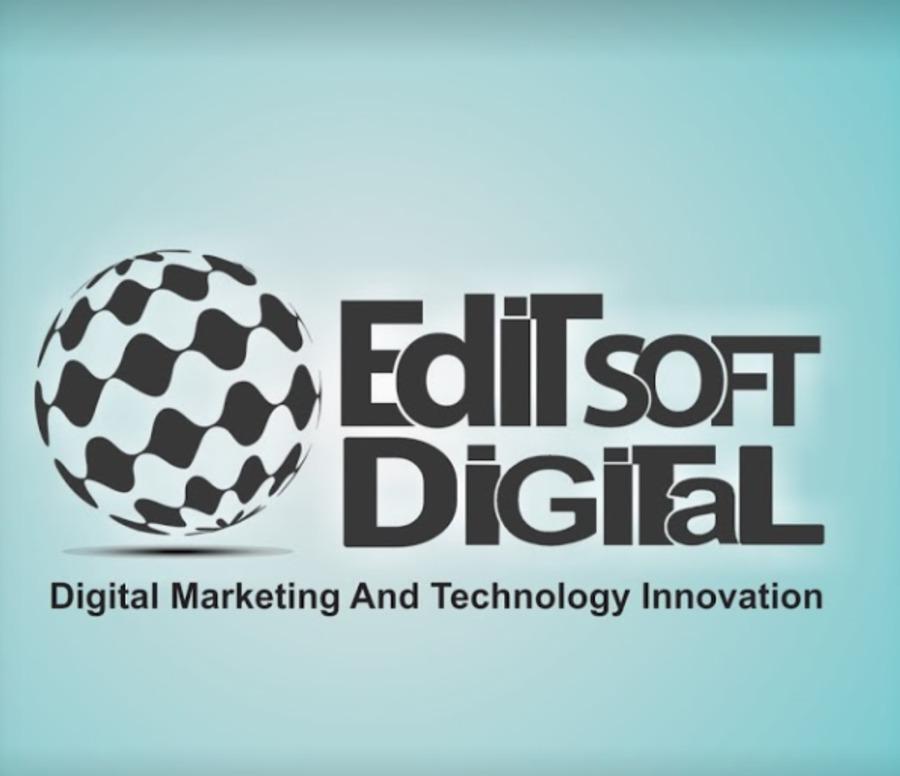 A great web design by Editsoft Digital Pvt Ltd, Noida, India:
