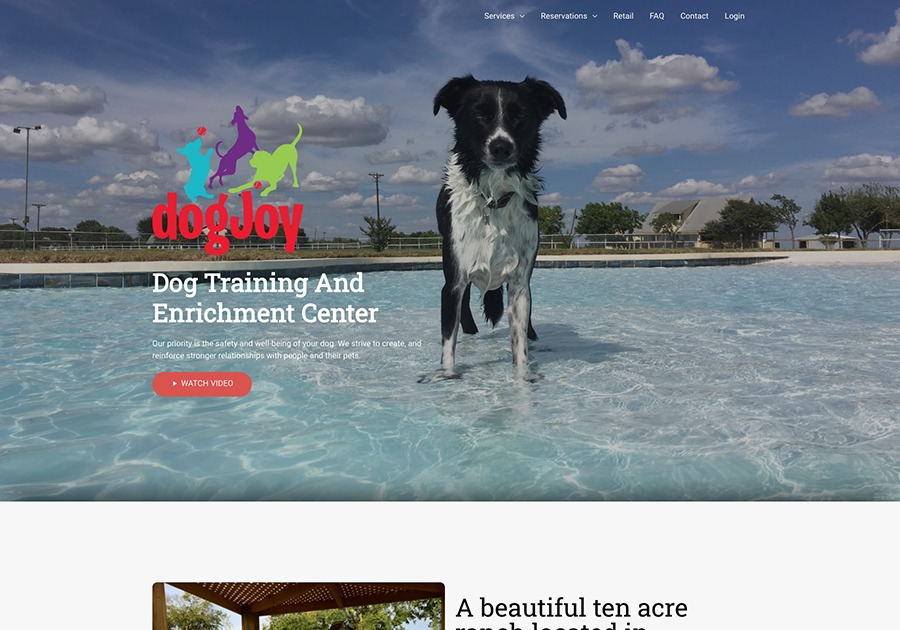 A great web design by Fullturn Web Solutions, Atlanta, GA: