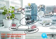 A great web design by Weblogicks, Bengaluru, India:
