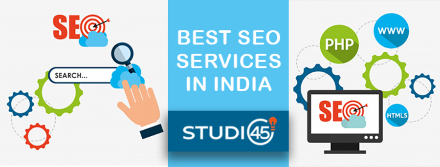 A great web design by Studio45 IT Services PVT LTD, Ahmedabad, India: