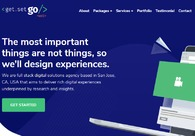 A great web design by Get Set Go Web, San Jose, CA: