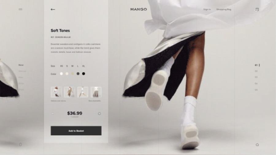 A great web design by Kurtcepe, Amsterdam, Netherlands:
