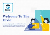 A great web design by Fexle Services Pvt. Ltd., Jaipur, India: