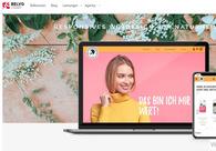 A great web design by BelVG.de, Riga, Latvia: