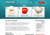 A great web design by HALF•PIXEL STUDIO, Bratislava, Slovakia: