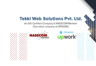 A great web design by Tekki Web Solutions Pvt. Ltd., San Jose, CA: Responsive Website, E-Commerce , Technology , Wordpress