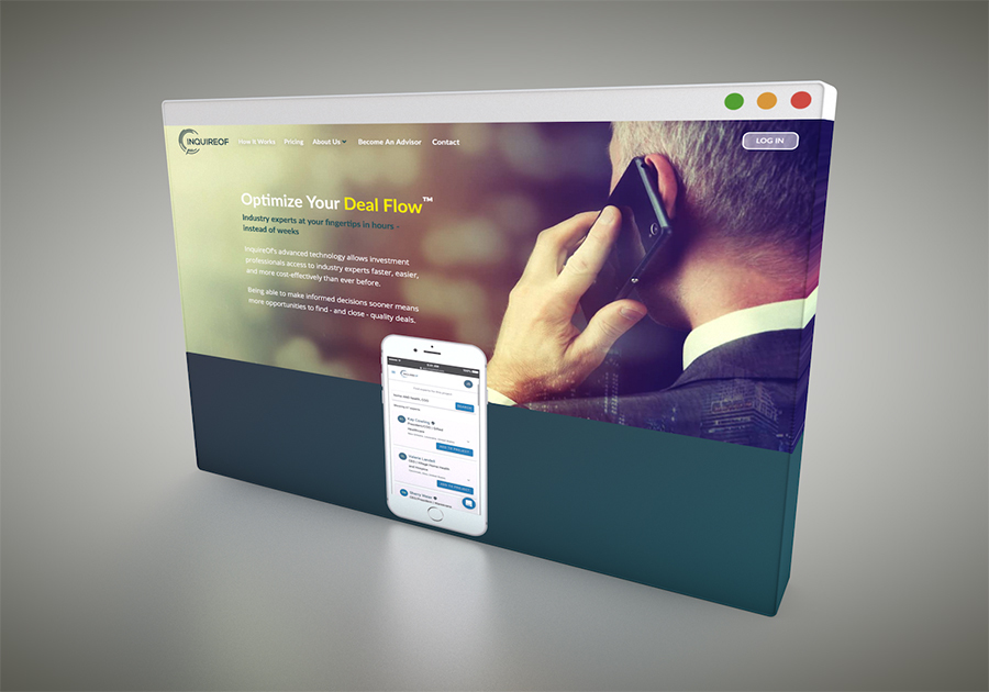 A great web design by KEXINO, Strasbourg, France: Other, Web Application , Financial Services , Other