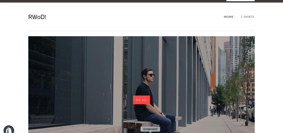 A great web design by David Derbe, Los Angeles, CA: