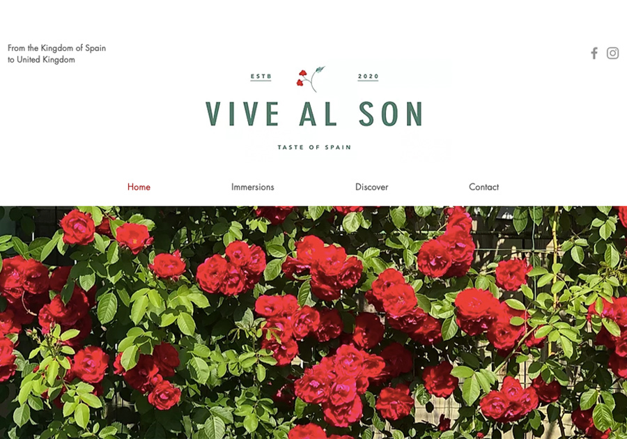 A great web design by Loved Brands, London, United Kingdom: