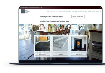 A great web design by Blue Sky Creative Ltd, London, United Kingdom: Responsive Website, E-Commerce , Consumer Products , Wordpress