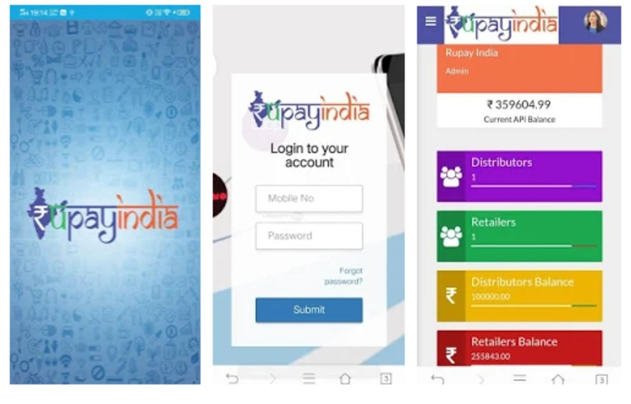 A great web design by Omega Softwares, Mumbai, India: