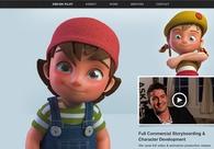 A great web design by Design Pilot: