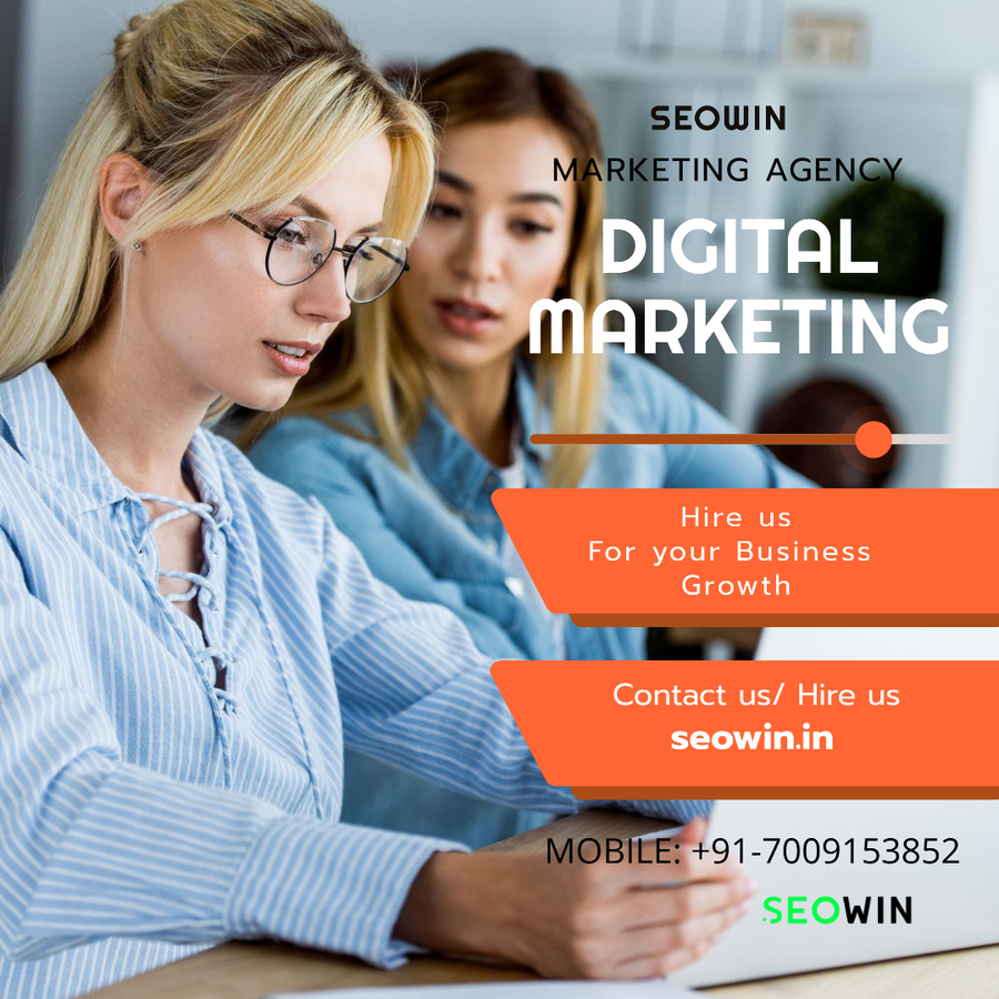 A great web design by SEOWIN - Digital Marketing Agency , Surat, India: