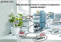 A great web design by Proton6, Chandigarh, India: