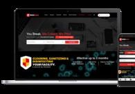 A great web design by Ucodice IT Company, Noida, India: