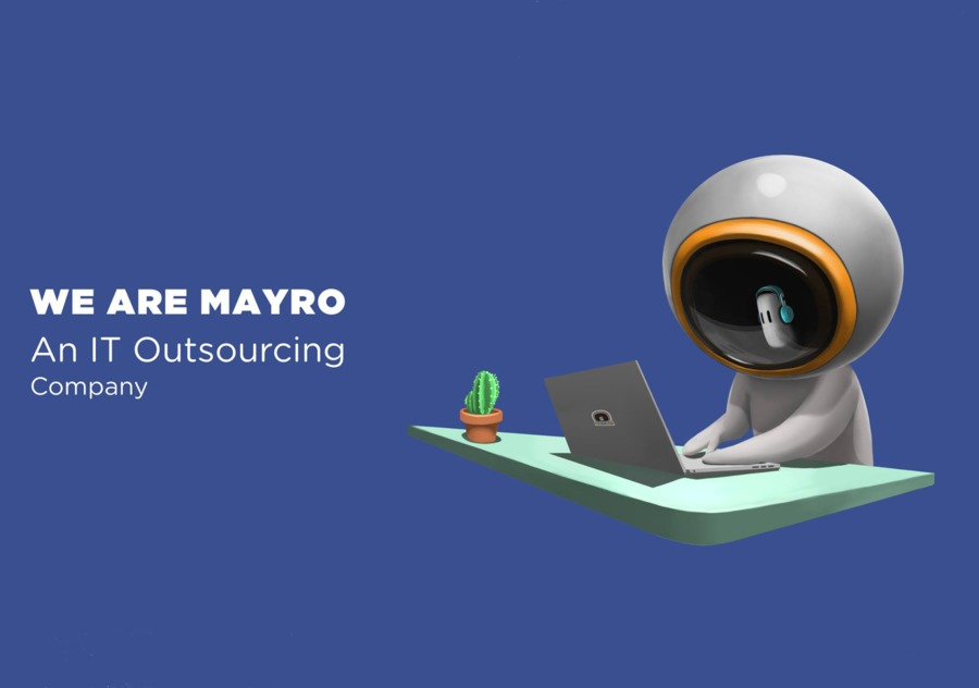 A great web design by MAYRO IT, Yerevan, Armenia: