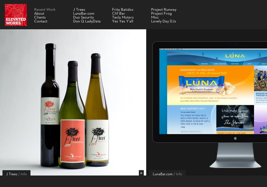 A great web design by Elevated Works, Ann Arbor, MI: