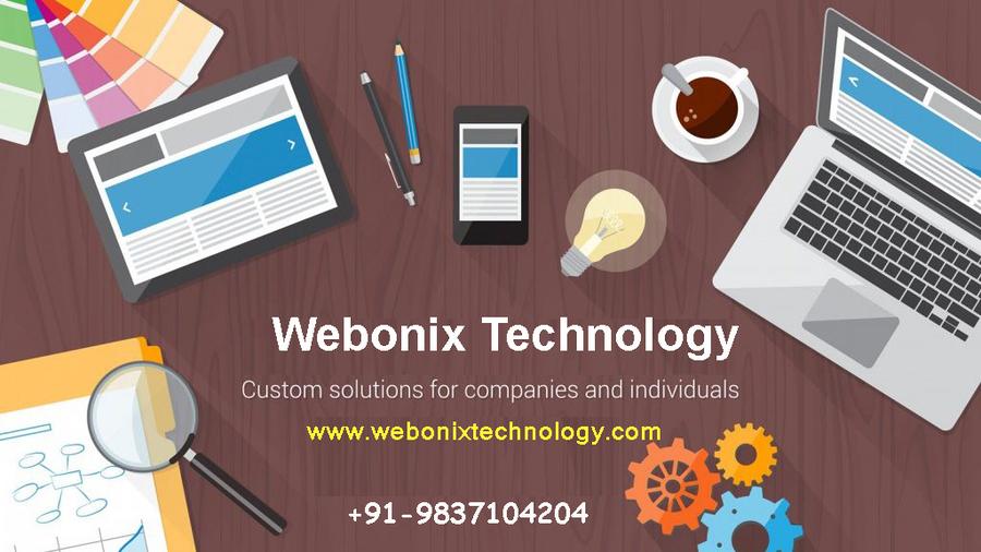A great web design by Webonix Technology, Meerut, India: