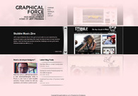 A great web design by Graphical Force, Peoria, IL: