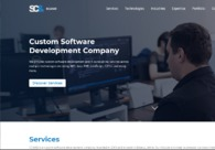 A great web design by Scand Ltd., Minsk, Belarus: