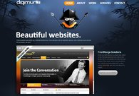 A great web design by Digimurai - Web site designs, Serbia, Serbia: