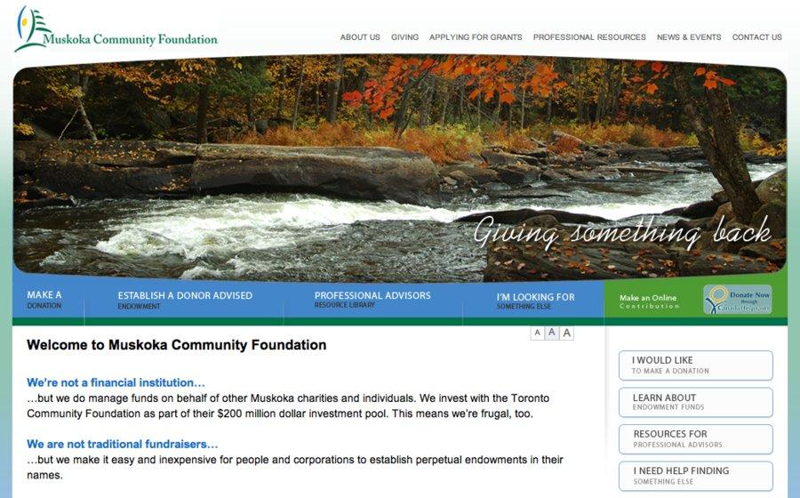A great web design by Creative One Design & Marketing Inc, Toronto, Canada: