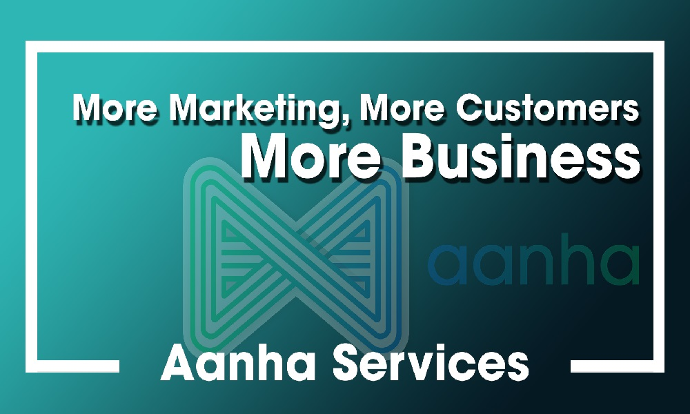 A great web design by Aanha Services, Delhi, India: