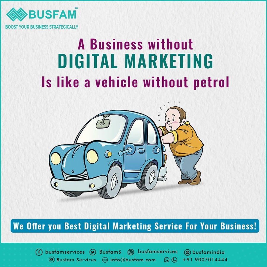 A great web design by BUSFAM - DIGITAL MARKETING AGENCY, Kolkata, India: