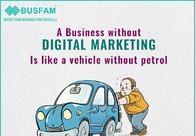 A great web design by BUSFAM - DIGITAL MARKETING AGENCY, Kolkata, India: