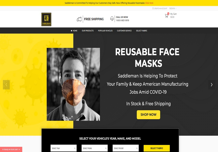 A great web design by Techies India Inc., New York City, VT: Website, E-Commerce , Automotive , Magento