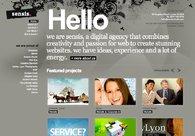 A great web design by Sensis Studio, London, United Kingdom: