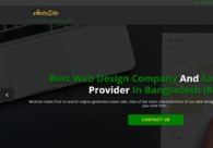 A great web design by chotosite, Dhaka, Bangladesh: