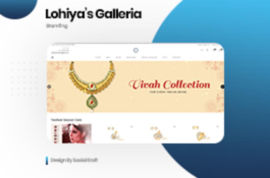 A great web design by Socialkraft, Jaipur, India:
