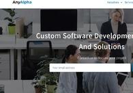 A great web design by Anyalpha, California City, CA: