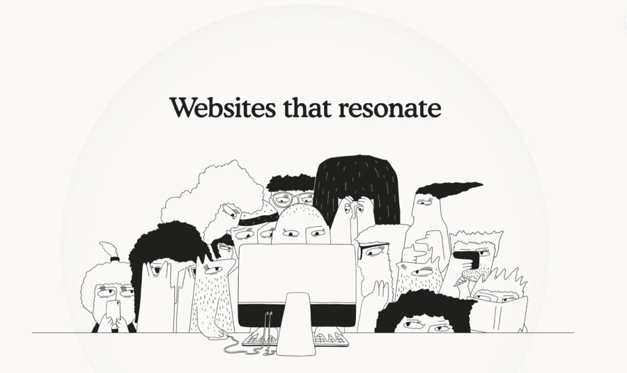 A great web design by Magnet Co, Cincinnati, OH: