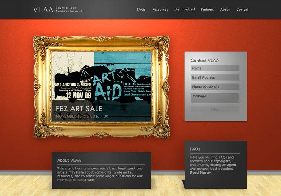 A great web design by RogueFox, Phoenix, AZ:
