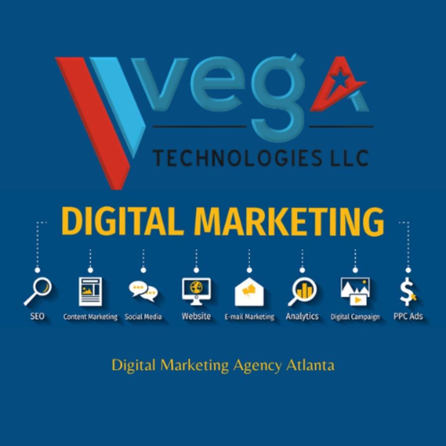 A great web design by Vega Technologies LLC , Atlanta, GA: